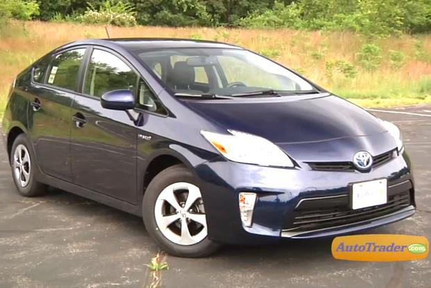 2012 Toyota Prius: New Car Review - Video featured image large thumb1