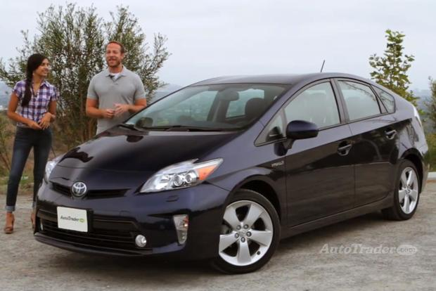 2013 Toyota Prius: New Car Review - Video featured image large thumb1