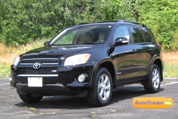 2012 Toyota RAV4: New Car Review - Video featured image large thumb1