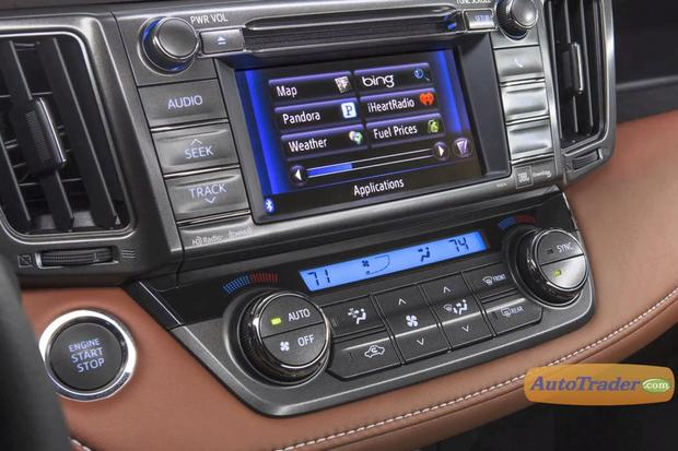 I really want something like SYNC, does the 2013 Toyota RAV4 have that? featured image large thumb1