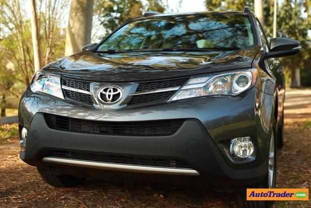 2013 Toyota RAV4: Totally Tested Car Review - Video featured image large thumb1