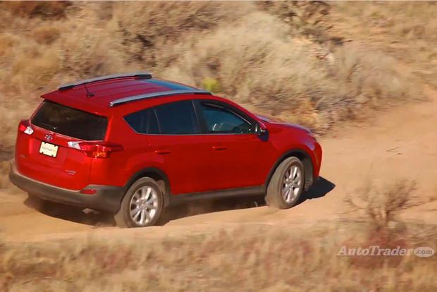 2014 Toyota RAV4: 5 Reasons to Buy - Video featured image large thumb1