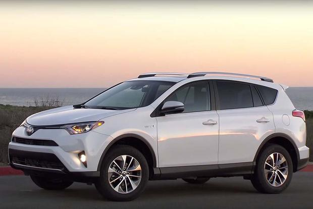 2016 Toyota Rav4 Hybrid Real World Review Video