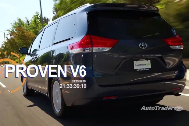 2014 Toyota Sienna: 5 Reasons to Buy featured image large thumb1