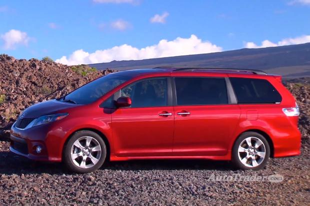 2015 Toyota Sienna: First Drive Review - Video featured image large thumb1