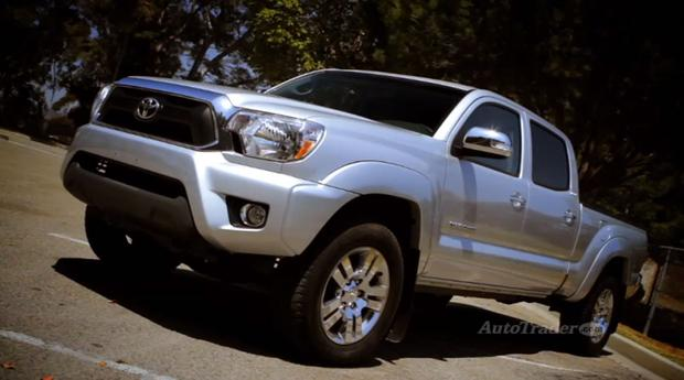 2013 Toyota Tacoma: New Car Review - Video featured image large thumb1