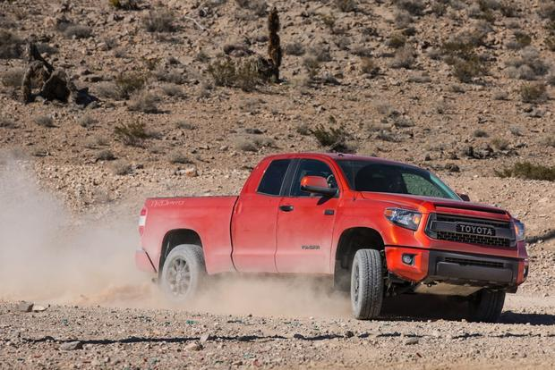 2015 Toyota Tundra TRD Pro: Real World Review featured image large thumb0