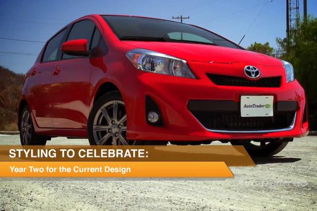 2013 Toyota Yaris: New Car Review - Video featured image large thumb1