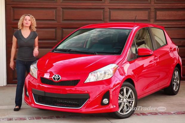 2014 Toyota Yaris: 5 Reasons to Buy featured image large thumb2