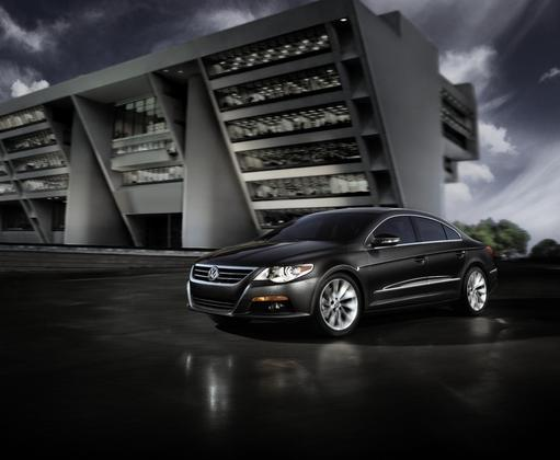 2012 Volkswagen CC: New Car Review featured image large thumb0