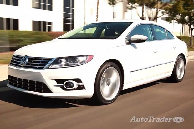 2015 Volkswagen CC: 5 Reasons to Buy - Video featured image large thumb1