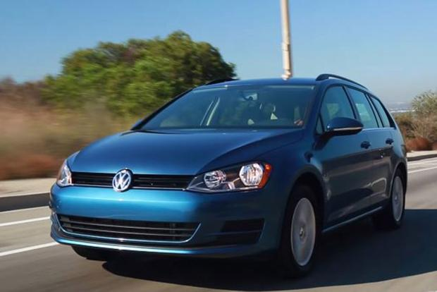 2015 Volkswagen Golf SportWagen: 5 Reasons to Buy - Video featured image large thumb1