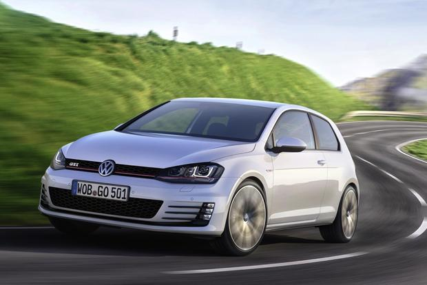 2015 Volkswagen GTI: First Drive Review featured image large thumb0