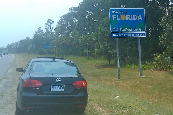 Jetta TDI Test: Atlanta to Florida with Fuel to Spare featured image large thumb0