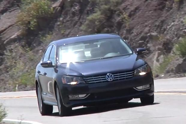 2012 VW Passat: New Car Review Video featured image large thumb1