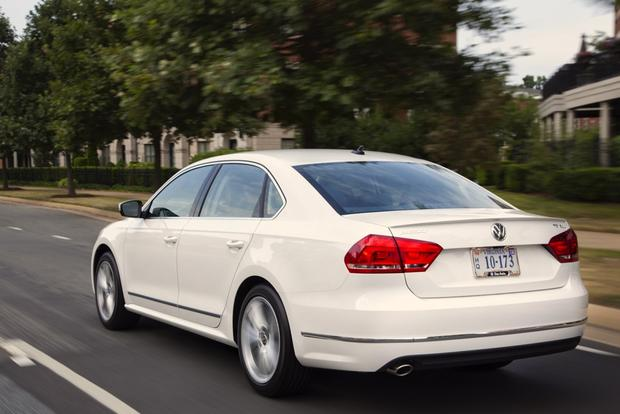 2014 Volkswagen Passat TDI SEL: Real World Review featured image large thumb0