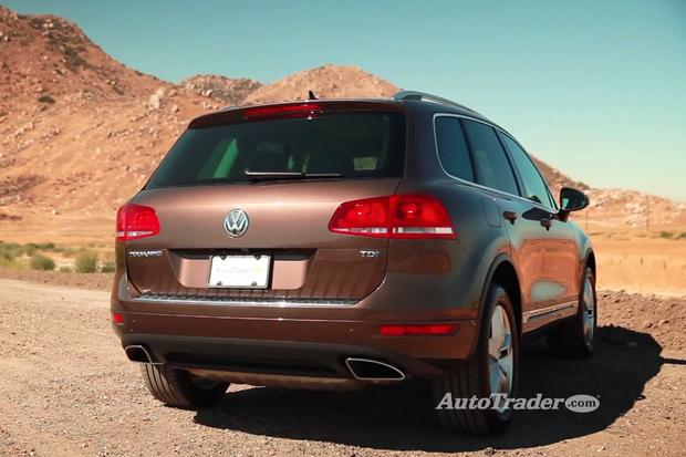 2017 Volkswagen Touareg Tdi 5 Reasons To