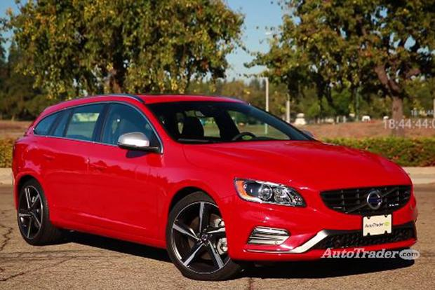 2015 Volvo V60: 5 Reasons to Buy - Video featured image large thumb1