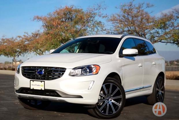 2016 Volvo XC60: 5 Reasons to Buy - Video featured image large thumb1