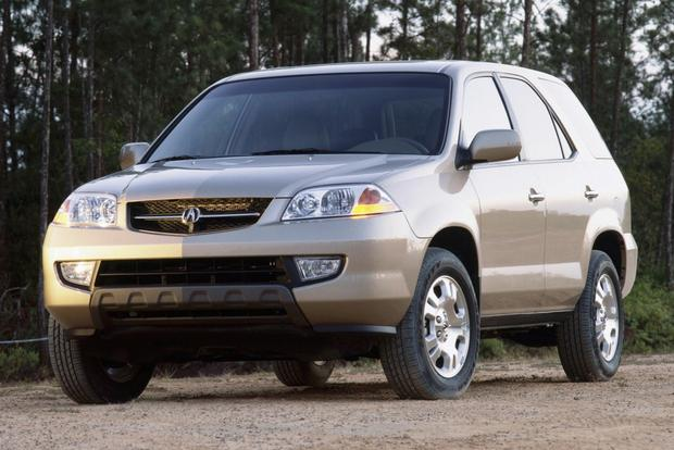 2001-2006 Acura MDX: Used Car Review - Autotrader