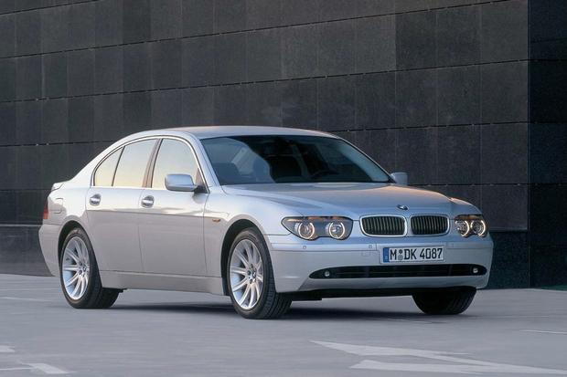 2002 2008 Bmw 7 Series Used Car Review Autotrader