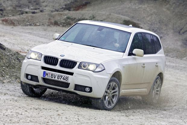 2004-2010 BMW X3: Used Car Review featured image large thumb0