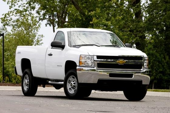 2007 2010 chevrolet silverado 2500hd used car review autotrader. Black Bedroom Furniture Sets. Home Design Ideas