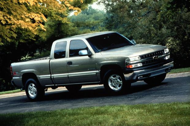1999-2006 Chevrolet Silverado 1500: Used Car Review - Autotrader