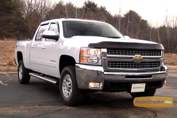 2007-2010 Chevrolet Silverado 2500HD: Used Car Review Video featured image large thumb1