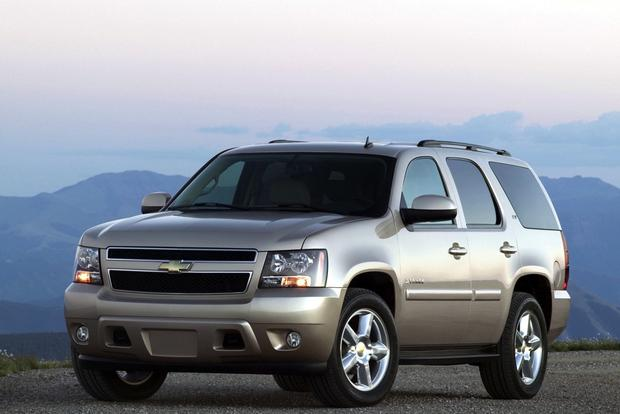 20072013 Chevrolet Tahoe Used Car Review  Autotrader