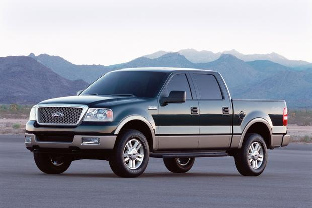 04 Tacoma Lifted >> 2004-2008 Ford F-150: Used Car Review - Autotrader