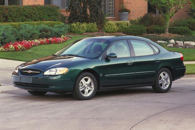 2000 2007 Ford Taurus Used Car Review Autotrader