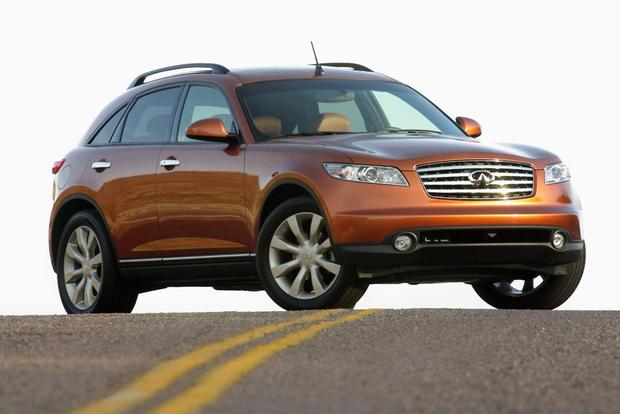 2003 2008 Infiniti Fx Used Car Review Featured Image Large Thumb0