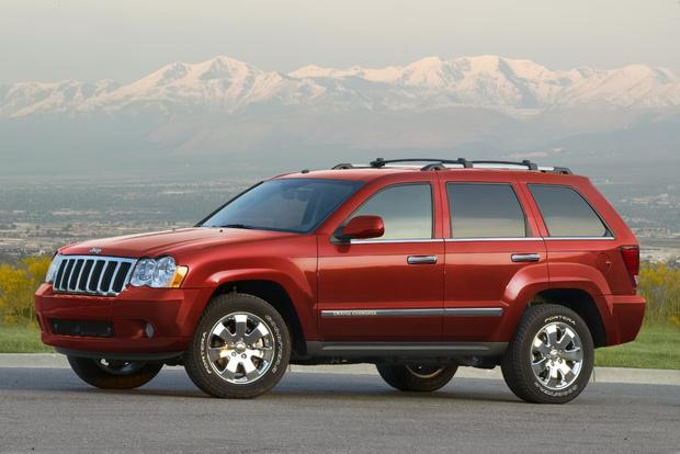 2005 2010 Jeep Grand Cherokee Used Car Review Autotrader