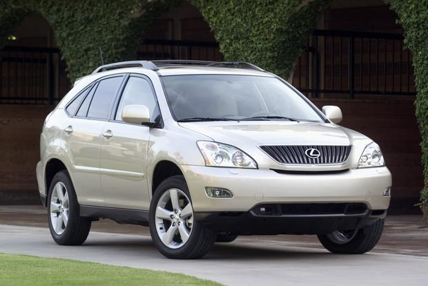 2003-2006 Lexus RX 330: Used Car Review - Autotrader