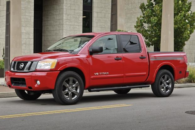 2004-2012 Nissan Titan: Used Car Review - Autotrader