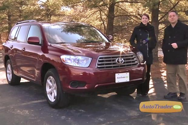2008-2011 Toyota Highlander: Used Car Review - Video featured image large thumb1