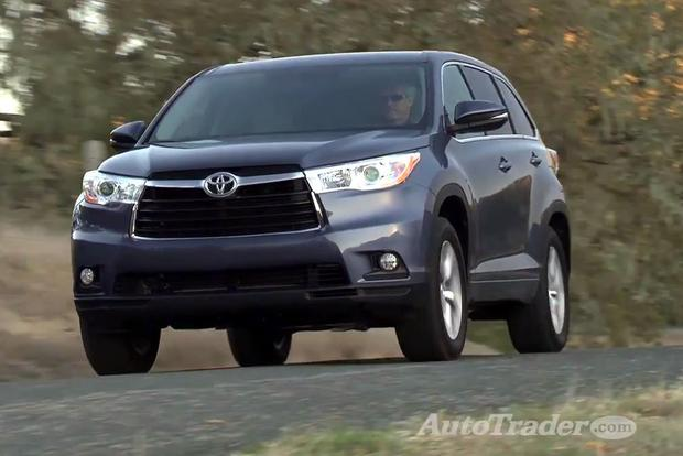 Toyota Highlander: Used Car Review - Video featured image large thumb1
