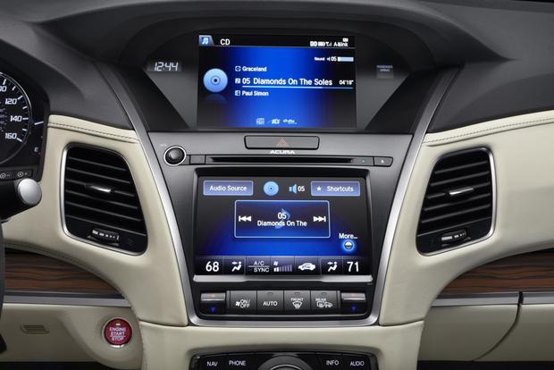 2014 Acura RLX: Krell Audio System featured image large thumb0