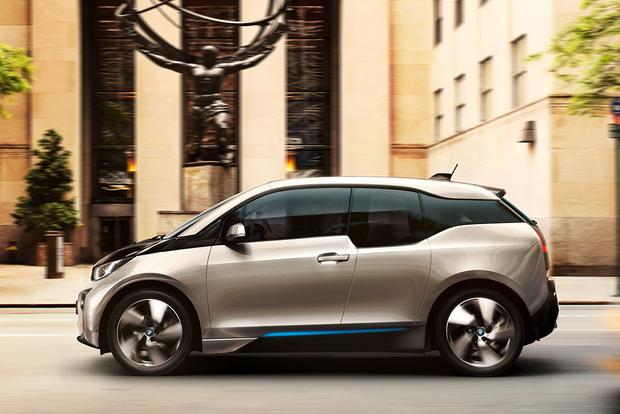 Design-ovation: 2014 BMW i3 featured image large thumb0