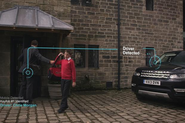 Land Rover to Debut Intelligent Car featured image large thumb0