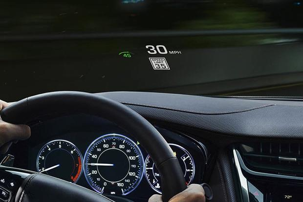 Head-Up Displays Get a Closeup Look featured image large thumb0