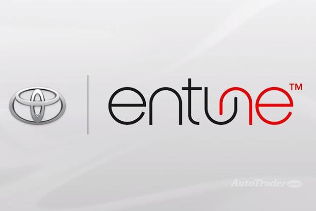 New Car Technology: Toyota Entune - Video featured image large thumb1