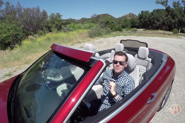 Why the Mercedes-Benz AIRCAP Feature Makes for a Better Convertible - Video featured image large thumb1