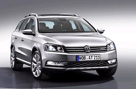 Volkswagen Passat Alltrack - Tokyo Auto Show featured image large thumb0