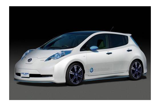 Nissan Leaf Nismo Concept - Tokyo Auto Show featured image large thumb0