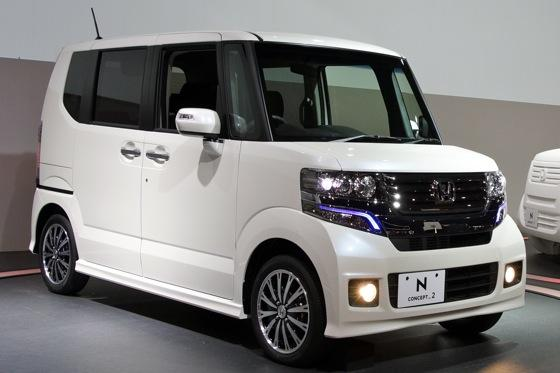 Honda N Box Tokyo Auto Show Autotrader