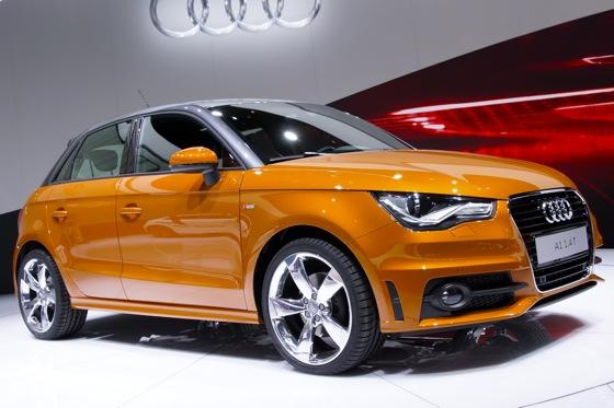 Audi A1 Sportback - Tokyo Auto Show featured image large thumb0