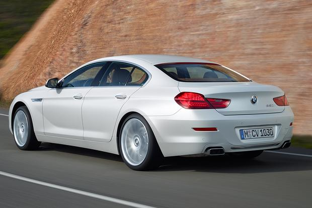 2015 BMW 6 Series Gran Coupe: New Car Review featured image large thumb3