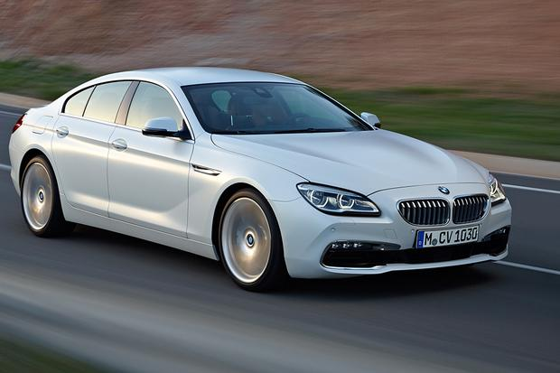 2015 BMW 6 Series Gran Coupe: New Car Review featured image large thumb4